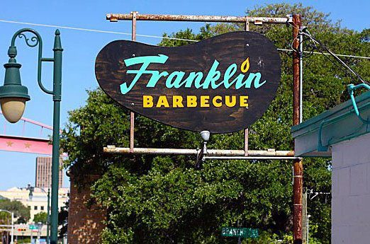 Franklin Barbecue – Mecca for Smoked Brisket Enthusiasts